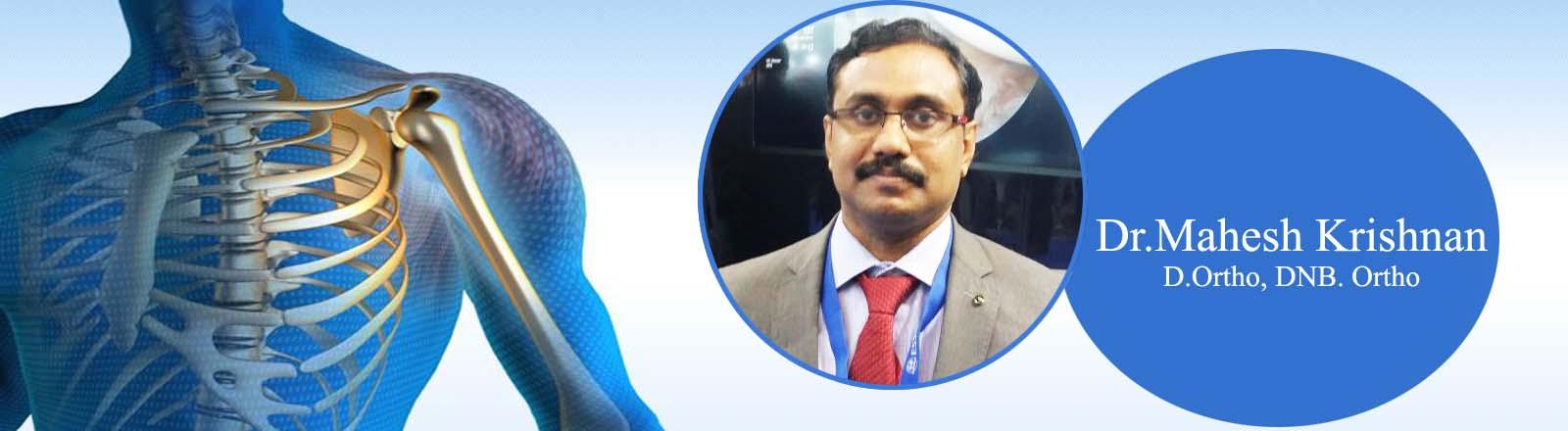 Dr.Mahesh Krishnan